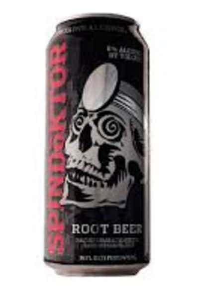 Spindoktor Hard Root Beer