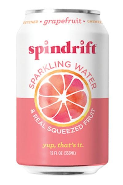 Spindrift Grapefruit Sparkling Water