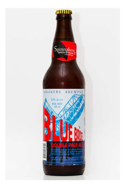 Spinnakers Blue Bridge Double Pale Ale