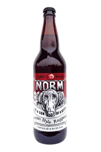 Spiteful Brewing Norm Is A S.O.B