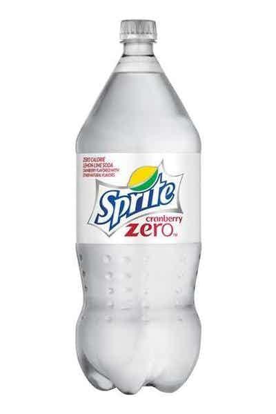 Sprite Zero Cranberry