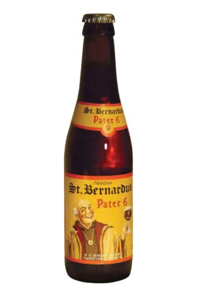 St Bernardus Pater 6 Belgian Dubbel