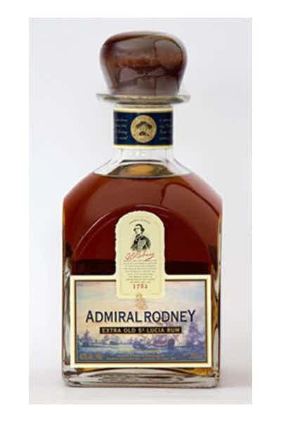 St Lucia Admiral Rodney Rum