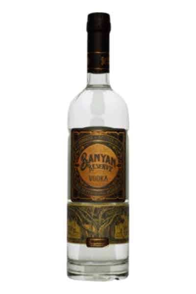 St. Petersburg Distillery Banyan Reserve Vodka