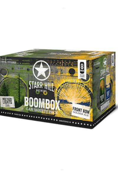 Starr Hill Boom Box Variety Pack