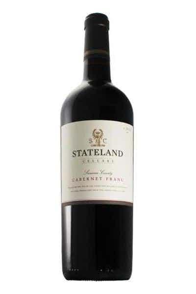 Stateland Cellars Cabernet Franc