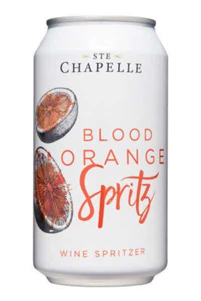 Ste Chapelle Blood Orange Spritzer