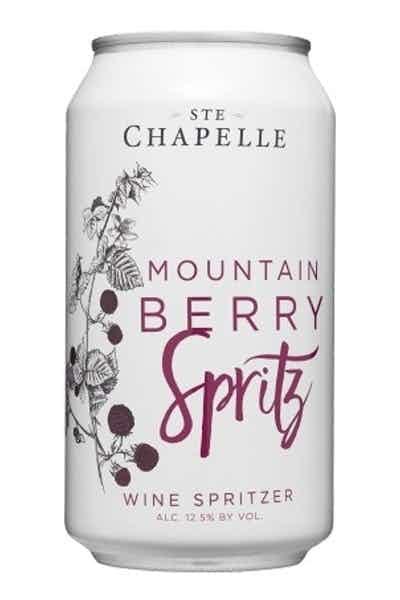 Ste Chapelle Mountain Berry Spritz