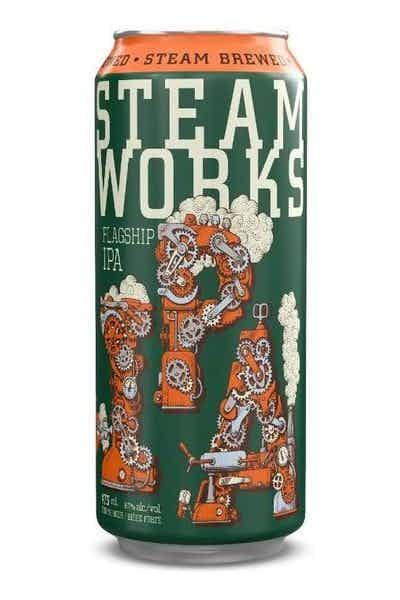 Steamworks Flagship IPA