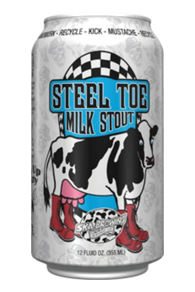 Steel Toe Milk Stout