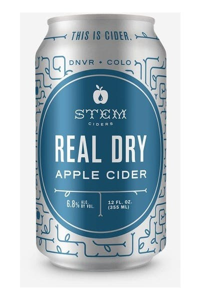 Stem Ciders Remedy