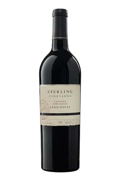 Sterling Vineyards Cellar Club Napa Valley Sangiovese
