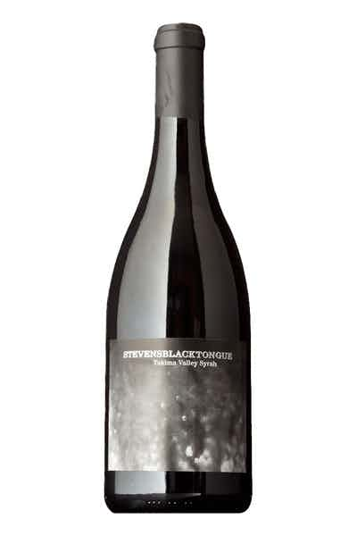 Stevens Winery Syrah Black Tongue Yakima Valley
