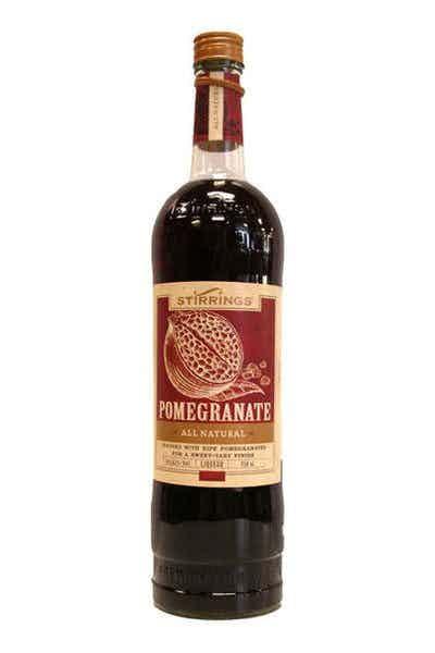 Stirrings Pomegranate Liqueur