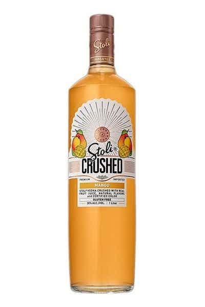 Stoli® Crushed Mango Vodka