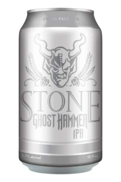 Stone Brewing Ghost Hammer IPA
