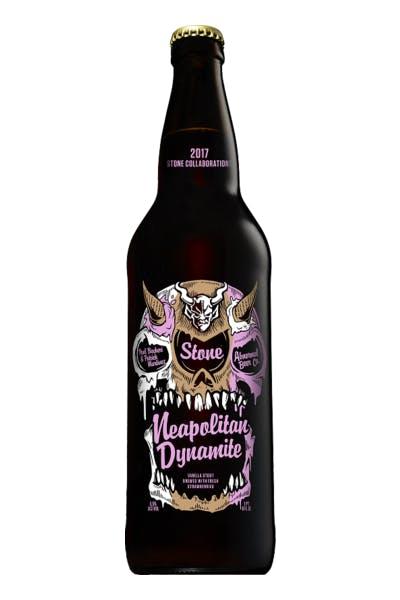 Stone Neopolitan Dynamite Imperial Stout
