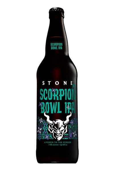 Stone Scorpion Bowl Ipa Price Reviews Drizly