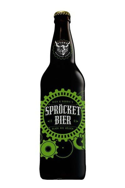 Stone Sprocket Beer