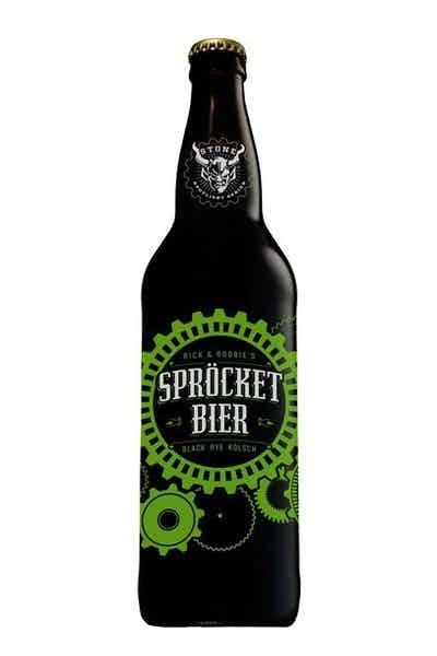 Stone Sprocket Beer