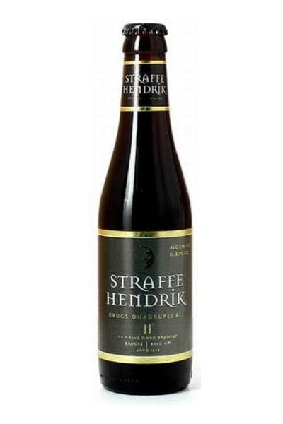 Straffe Hendrik Belgian Ale