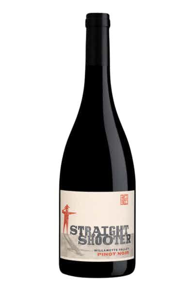 Straight Shooter Pinot Noir