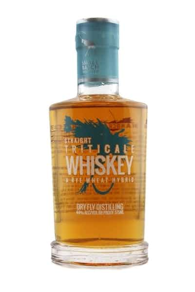 Straight Triticale Whiskey