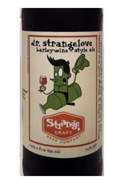 Strange Dr Strangelove