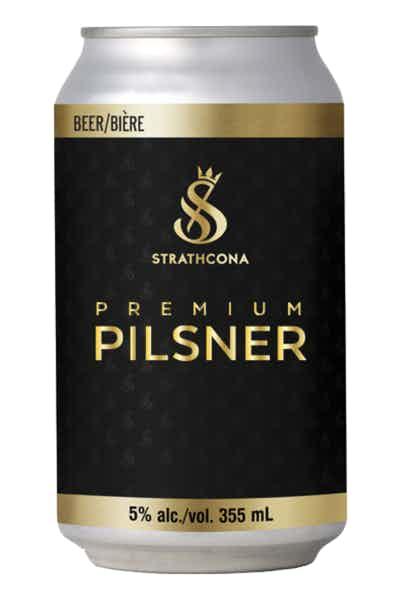 Strathcona Premium Pilsner