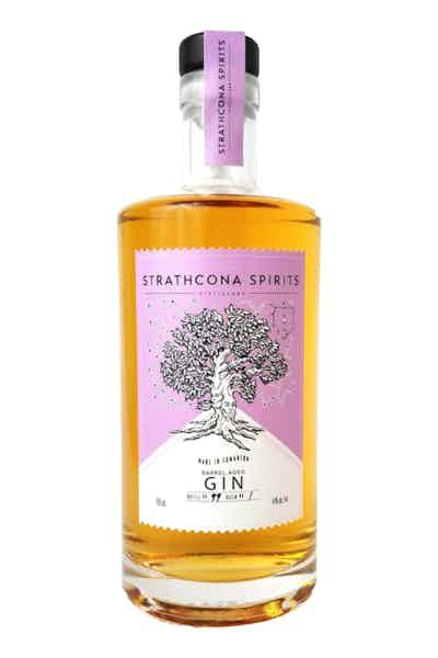 Strathcona Spirits Barrel Aged Gin