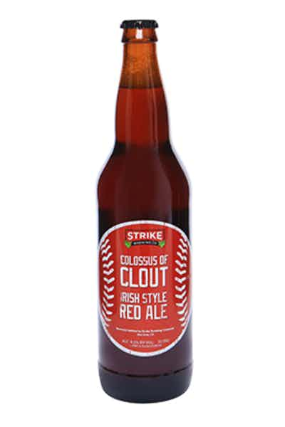 Strike Colossus Of Clout Irish Red Ale