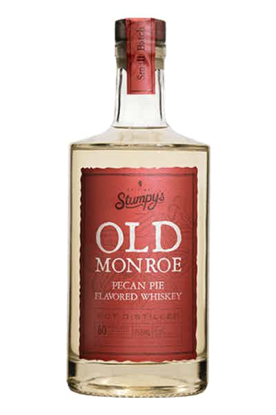 Stumpy's Old Monroe Pecan Pie Whiskey