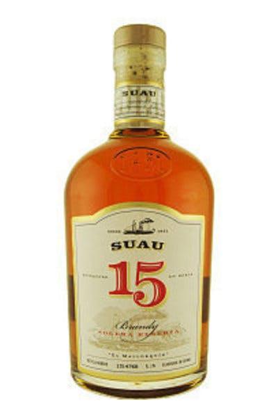 Suau Brandy 15 Year