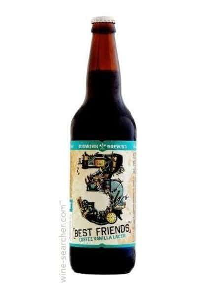 Sudwerk 3 Best Friends Coffee Vanilla Lager