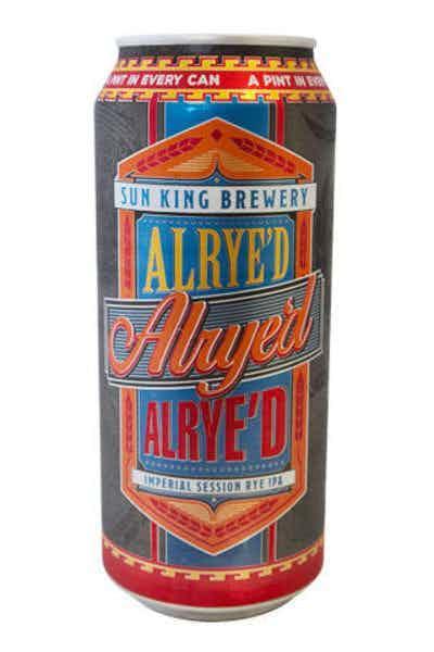Sun King Alrye'd Alrye'd Alrye'd