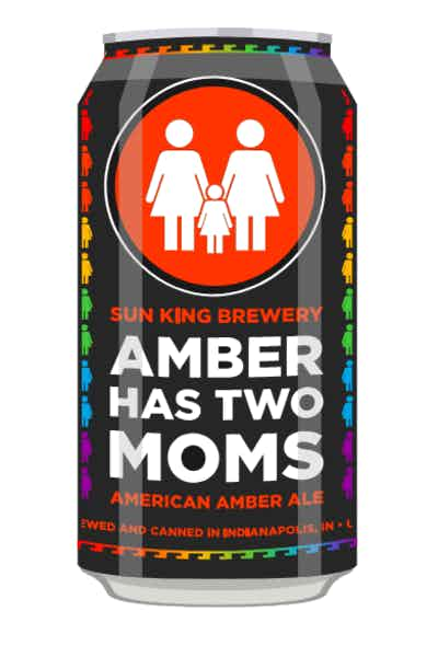 Sun King Amber Has Two Moms