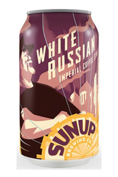 Sun Up White Russian Imperial Coffee Stout