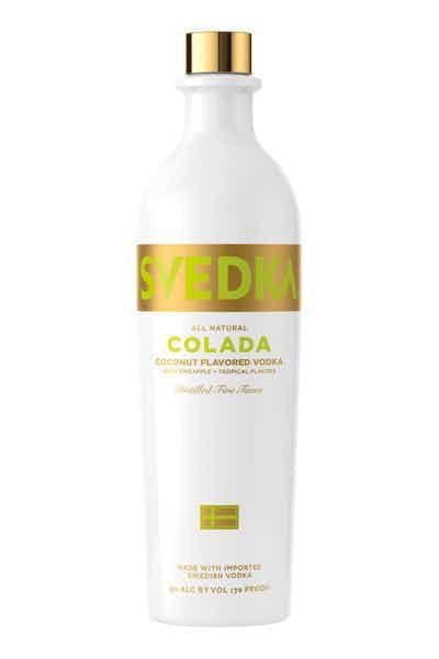 SVEDKA Colada Flavored Vodka