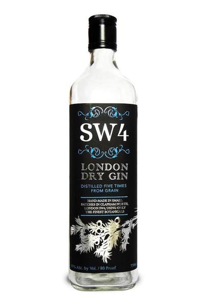 SW4 London Dry Gin
