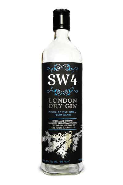 SW4 London Dry Gin