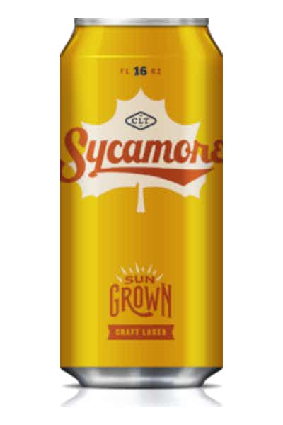 Sycamore Brewing Sun Grown Lager
