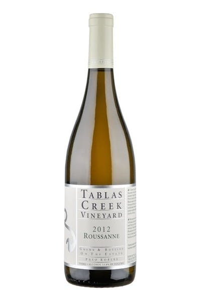 Tablas Creek Roussanne