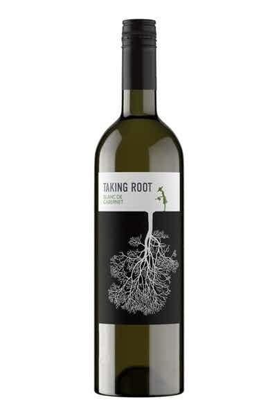 Taking Root Blanc de Cabernet