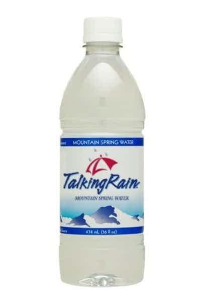 Talking Rain Water