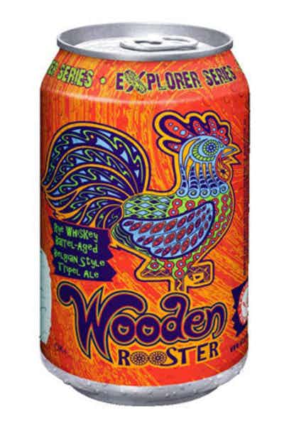 Tallgrass Brewing Co. Wooden Rooster