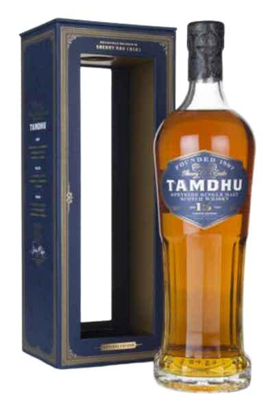 Tamdhu 15 Year Single Malt Scotch Whisky