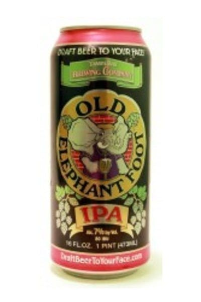 Tampa Bay Brewing Old Elephant Foot IPA