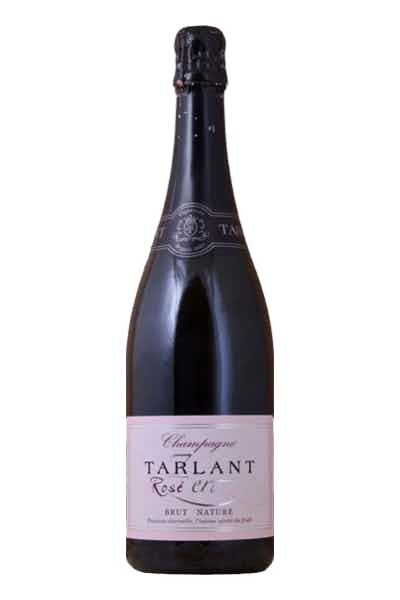 Tarlant Zero Brut Nature Rose Champagne