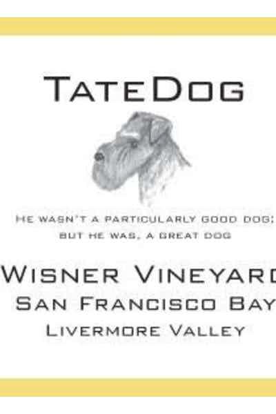 TateDog Wisner Vineyard Chardonnay