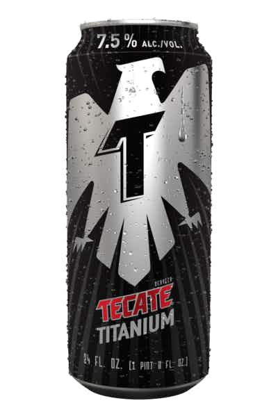 Tecate Titanium